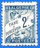 Algerian Tax Stamp